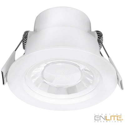 ALASVALO LED ENLITE SPRYTE LED 8W 4000K 570LM IP44 D78MM HIMM 60AST