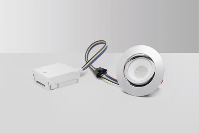 BLUETOOTH LED-DOWNLIGHT, MD-230 TUNE, RGBCW, 5W, KROMI
