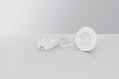 BLUETOOTH LED-DOWNLIGHT MD-231 TUNE 5W VALKOINEN