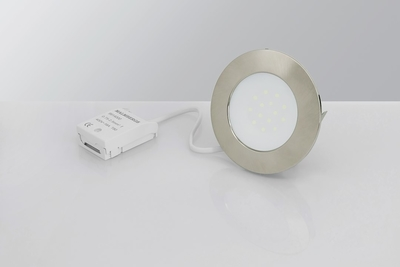 BLUETOOTH LED-DOWNLIGHT MD-232 TUNE 10W SATIINI