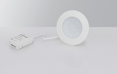 BLUETOOTH LED-DOWNLIGHT MD-232 TUNE 10W VALKOINEN