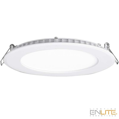 Led alasvalo Enlite Slimfit 6w 4000k 300lm IP44