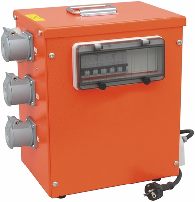 VALAISTUS TRANSFORMER 230/48V – 1500VA IP44