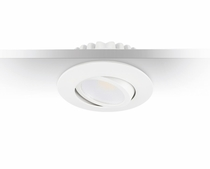 BLUETOOTH LED-DOWNLIGHT MD-230 TUNE 5W VALKOINEN